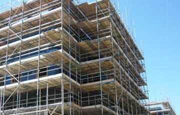 Traditional Scaffolding